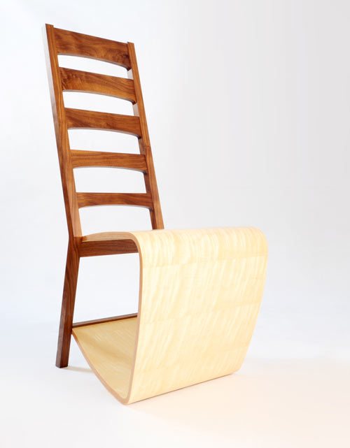 Dichotomy Chair by Lury Furniture in home furnishings  Category