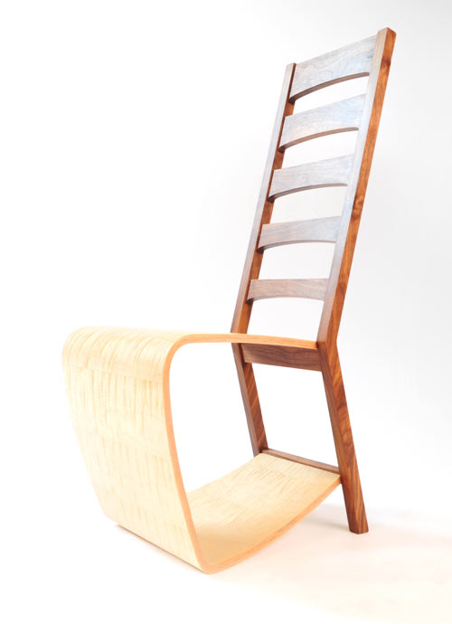 Dichotomy Chair by Lury Furniture in main home furnishings  Category