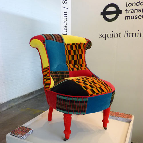 LDF 2011: Squint x London Transport Museum Collaboration