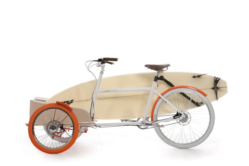LOCAL Bike by Fuseproject in technology main  Category