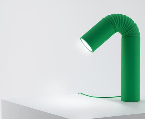Sixties Lamp by Maxim Maximov