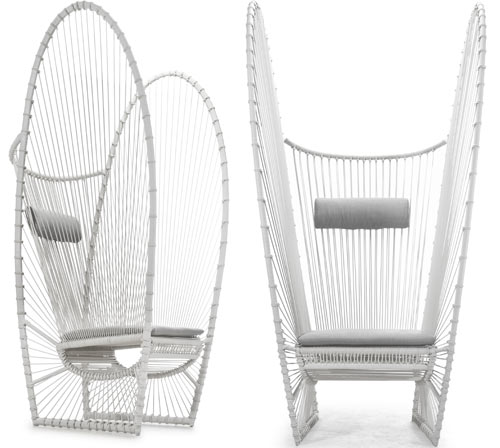 New Kenneth Cobonpue from Maison et Objet 2011