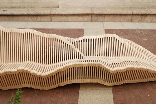 Polymorphic Kinetic Bench
