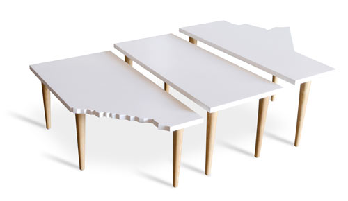 Sneak Peek: Gus*Modern Prairie Tables in home furnishings  Category