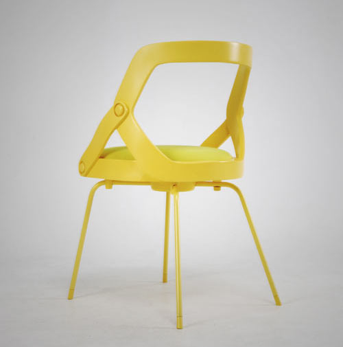 Bachag Chair by Joongho Choi