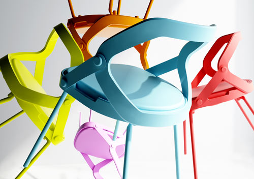 Bachag Chair by Joongho Choi in home furnishings  Category