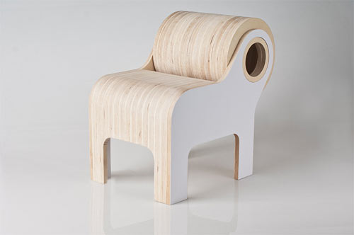 Bull by Ander Lizaso in main home furnishings  Category