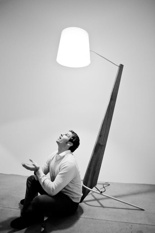 Silva Giant Lamp by Cerno in main home furnishings  Category
