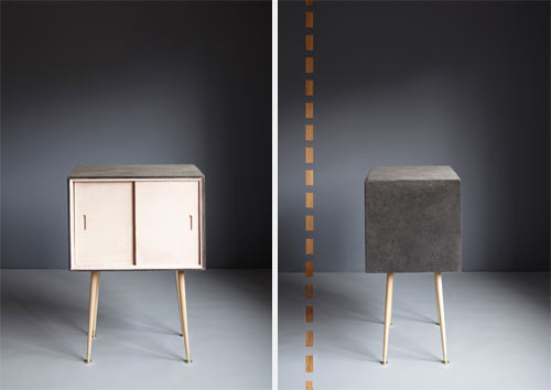 Dressed Furniture by Soojin Kang