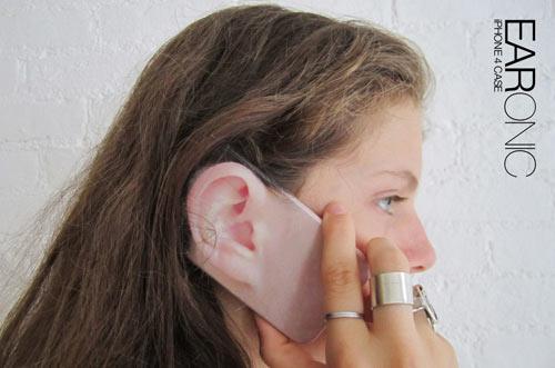 EARonic iPhone Case Daniela Gilsanz