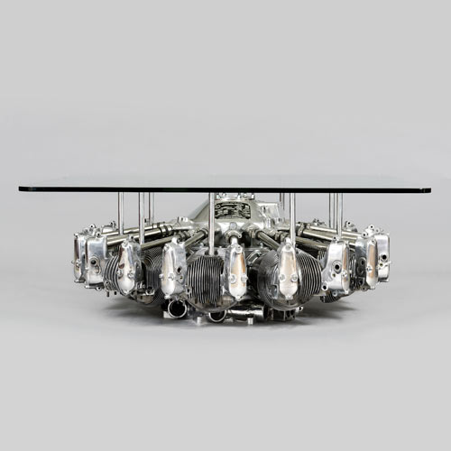 Engine Table in main home furnishings  Category