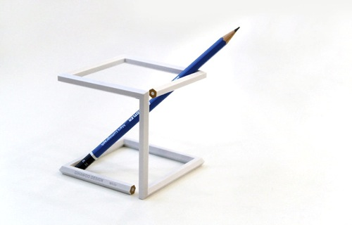 Twisted Pencil by Giha Woo in main home furnishings  Category