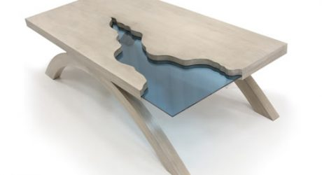 Coffee table that holds your books or your baby design milk for Ikea grand prairie jobs