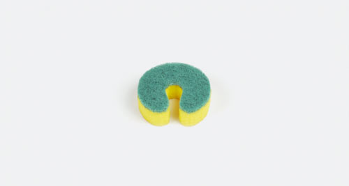 Hook Sponge by Robert Audroué