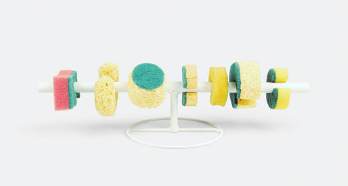 Hook Sponge by Robert Audroué in main home furnishings  Category