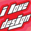 i-love-design-print