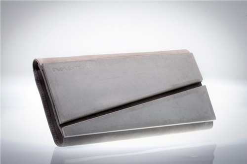 Concrete Handbags by Ivanka Design Studio