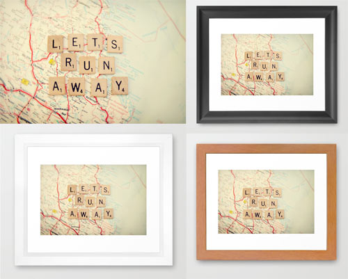 lets-run-away-print