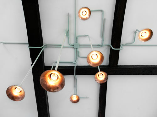 Forest Lights by Ontwerpduo from Lux Craft at Origin