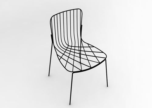 Maille Outdoor Chair