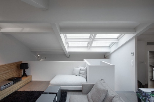Skim Milk: Residence in Monaco by Federico Delrosso