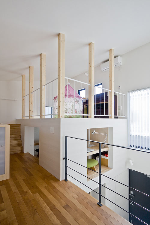 House in Musashisakai by Upsetters Architects in main architecture  Category