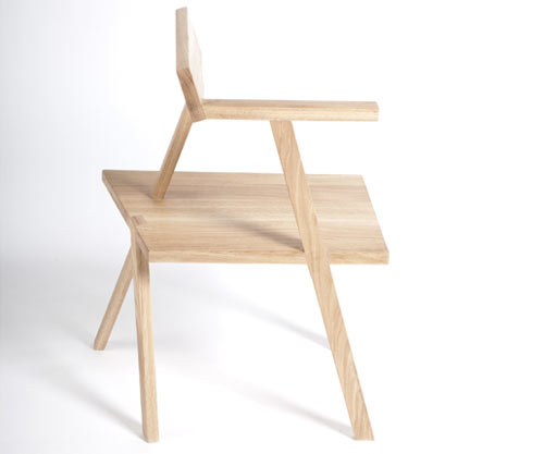 Novak Chair by Felix How