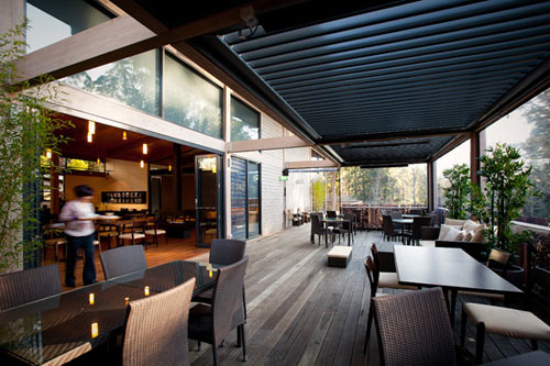 Olinda Tea House by Smith + Tracey Architects - Design Milk on tea house floor plans, shed home designs, grain silo home designs,