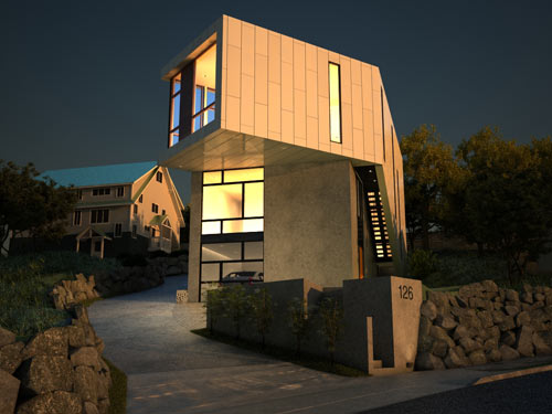 Phinney Modern by Pb Elemental Architecture ...