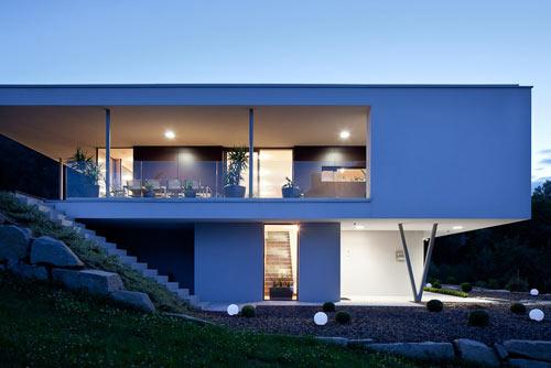 House in Pregarten by Architekturwerkstatt Haderer in main architecture  Category