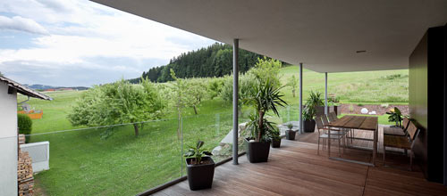 House in Pregarten by Architekturwerkstatt Haderer in architecture  Category