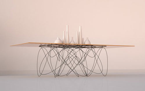 Quantum Table by Jason Phillips