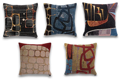 Limited Edition Rex Ray Pillows