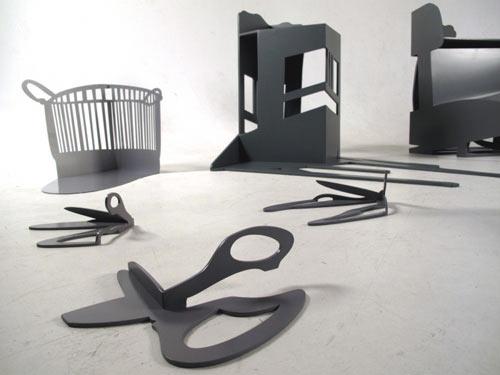 Shadow Construction by Marte Haverkamp
