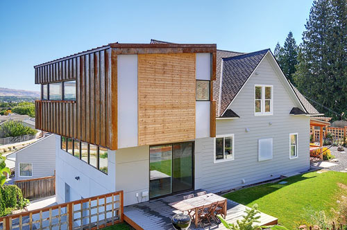 The Shorter Residence by Pb Elemental Architecture