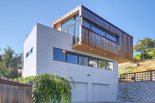 The Shorter Residence by Pb Elemental Architecture in main architecture  Category