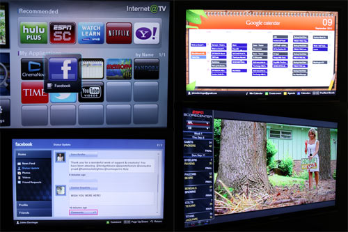 My Smart TV: The Ultimate Multimedia Experience in technology sponsor main  Category