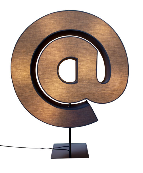 Punctuation Lamps from Tabisso in home furnishings  Category