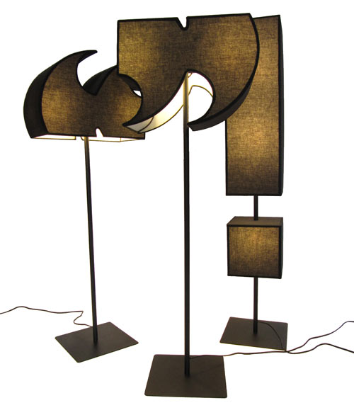 Punctuation Lamps from Tabisso in main home furnishings  Category