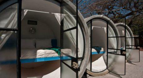 Destination Design: Tubohotel