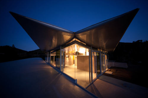 The 747 Wing House in architecture  Category