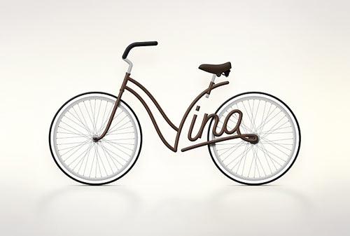 Write a Bike by Juri Zaech in technology style fashion main  Category