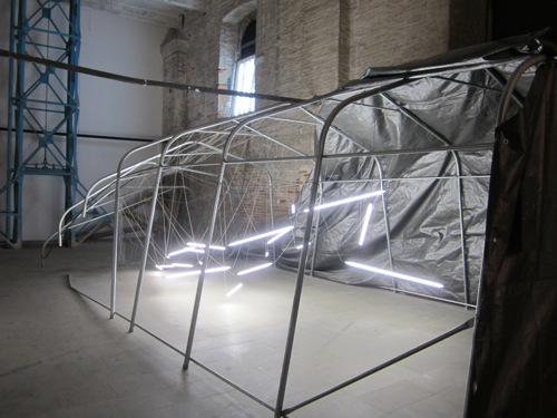Visiting the Venice Biennale