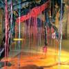 Biennale-Nicholoas-Hlobo-hanging