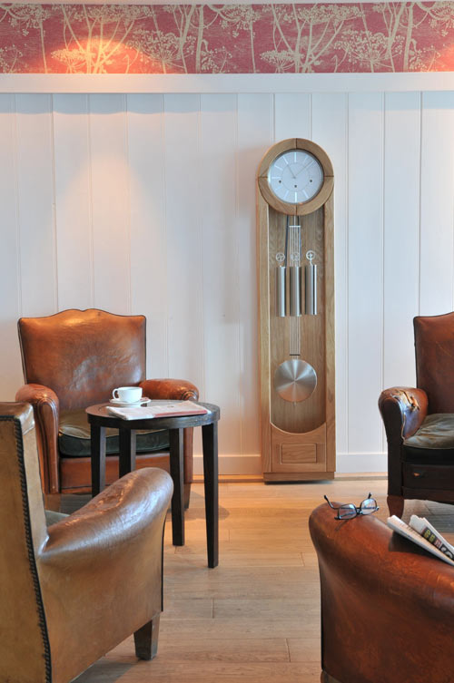 Charlie Turner Contemporary Clocks in main home furnishings  Category