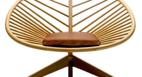 Superstructure Easy Chair by Björn Dahlström