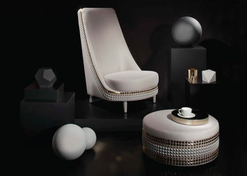 Salon Armchair by Lee Broom in home furnishings  Category