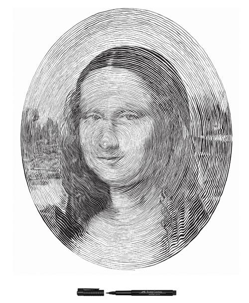 Faber-Castell-Pen-Portrait-1