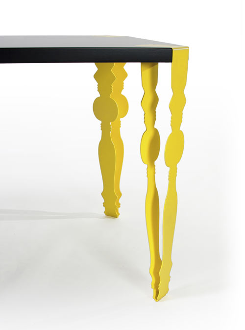Flab Table by Kenyon Yeh in main home furnishings  Category