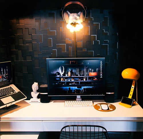 Defining The Designer Workspace